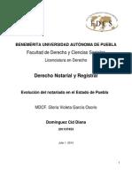 Evolucion Del Notariado Puebla