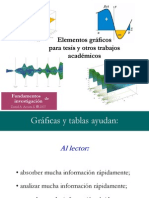 Elementos gráficos para tesis