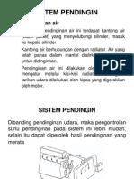 Sistem Pendingin 2