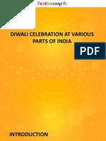 Diwali Celebrations at Various Parts of India