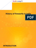 History of Fire Crackers