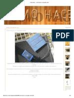 Cómo Hacer.. Cargador Solar
