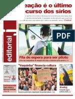 Editorial J - Setembro/Outubro/2012