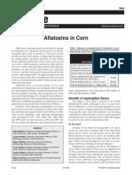 Aflatoxins in Corn