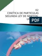 02 CINETICA DE PARTICULAS, SEGUNDA LEY DE NEWTON.pptx