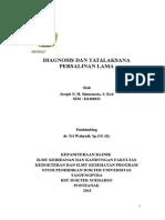 Referat Diagnosis Dan Tatalaksana Persalinan Lam