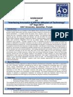 Brochure - IPR Workshop DAVU