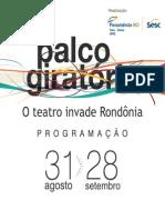 Festival Palco Giratório 2014 - O Teatro Invade Rondônia.pdf
