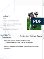 P1.L03 3 (75s)Examples for Mobile Applications 2014-02-10