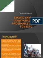 Seguro en el transporte y programas de fomento.pptx