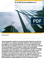 SAP BusinessObjects Crystal Reports