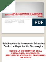 usodelainformaticaenlainvestigacionpsicologica-110226163411-phpapp02
