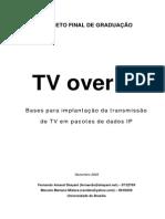 IPTV - Implantação Da Transmissão (TCC)