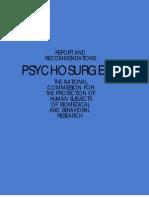Psycho Surgery