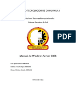 Manual de Win Server 2008