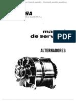 FEMSA Manual de Servicio Alternadores.www.Taller850.Tk