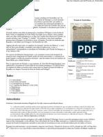 Tratado de Tordesilhas – Wikipédia, A Enciclopédia Livre