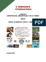 II SEMINARIO INTERNACIONAL
