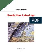 Predictive Astrology Juan Estadella