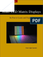 Making LED Matrix Displays