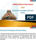 Directive Principles of State Policy-A ppt