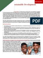 CBM - Policy Brief