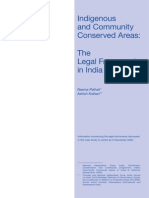 Legal Framework for Environment in India