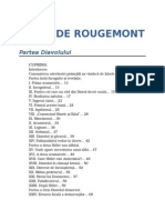 Denis de Rougemont - Partea Diavolului