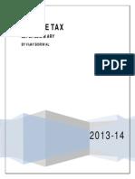 Income Tax Super Summary