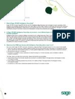 Sage 100 ERP Intelligence Reporting FAQ