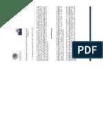 Reglamento de Construccion Del Municipio Del Centro Folleto