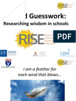Beyond Guesswork - Coe-Kime-Tomsett-Quigley RED14 Final Blog Version