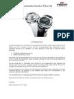 timex watch wr30m instructions