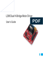 Arduiarduinon H-Bridge Configuration