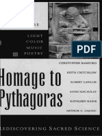 Homage to Pythagoras