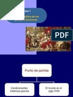 La Obra Política de Los Primeros Borbones (Curso 2014-15)