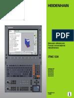 Manual programare cnc 5 axe heidenhain