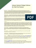 Terminology Kelainan Anatomi Didapat Saluran Pencernaan Pada Anak Dan Dewasa.docx