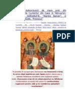 Comori Duhovnicesti de Mare Pret Din Invataturile Cuviosilor Din Gaza