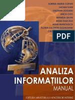 Analiza informatiilor