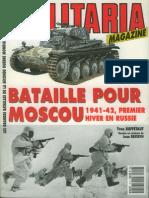 Histoire & Collections - Armes Militaria Magazine - Hors-Serie 09 - Bataille Pour Moscou 1941-1942, Premier Hiver En Russie.pdf