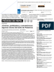 """Vista Previa de """"Jóvenes, Politizados y Camaleónicos- Algunas Claves Del Éxito de Podemos"""""""