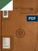 William Q Judge the Ocean of Theosophy