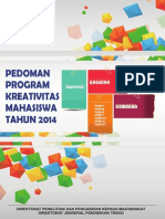 Panduan PKM 2014