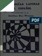 Etimologia Latina