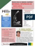 Gimnasia Abdominal Hipopresiva de Base por Dr. Marcel Caufriez