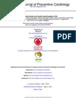 European Journal of Preventive Cardiology 2012 Korhonen 901 7