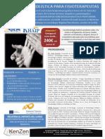 Curso de Kinesiología Holística para Fisioterapeutas