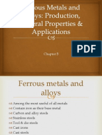 METC 143 Ferrous Metals and Alloys Ch5-1