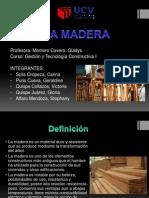 Madera Ex Posición